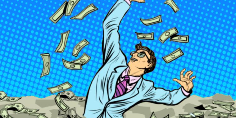 5 niestandardowych sposobów na zostanie bogatym